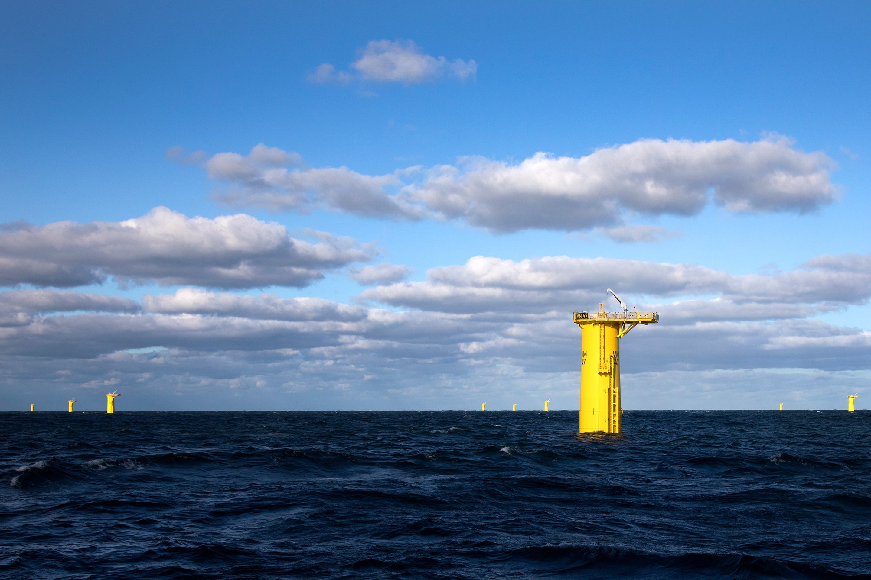 The Veja Mate wind offshore farm